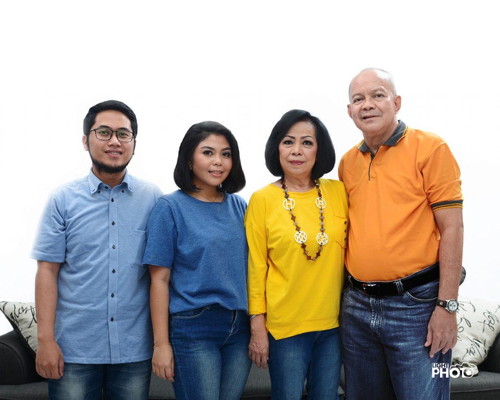 Foto Keluarga Depok Bogor Jakarta