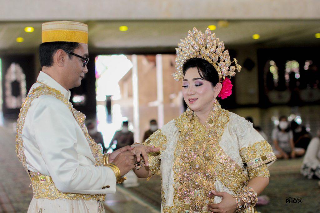 Wedding adat makassar