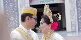 Wedding adat makassar