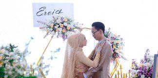 Foto wedding depok